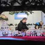 Bordesholmer LandFrauen, Weihnachtsmarkt in Bordesholm im Dezember 2018