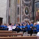 2013 Singen im Petersdom