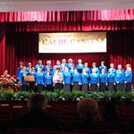 2007 Auftritt beim Chorfestival in Bielsko-Biala in Polen