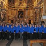 2013 Gestaltung einer Messe in Rom