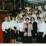 1994 Erster Chorauftritt in der  AWO zur Weihnachtsfeier