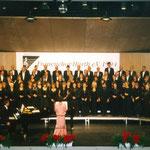 1995 Konzert im Bürgerhaus Hürth zum 1jährigen Bestehen