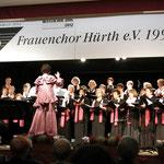 2015 Festkonzert zum 20jährigen Chorbestehen