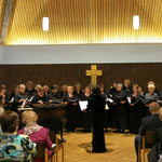 20.09.15 Kammerkonzert Kirche Martin-Luther-King