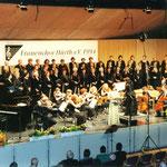 1999 Festkonzert im Bürgerhaus zum 10jährigen Bestehen