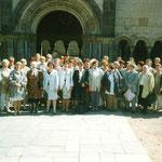 1996 Chorausflug Maria Laach