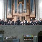 2013 Gestaltung einer Messe in der St. Aposteln Kirche Köln
