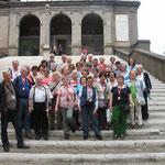 2013 Chorreise nach Rom