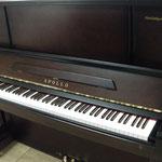 中古ピアノ アポロRU385W SSSアクション