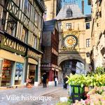 Ville médiéval avec ses nombreuses églises et son port fluvial et maritime à 20 minutes