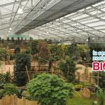 Biotropica, dans le parc des loisirs de Lery-Poses à 15 min du GÎte