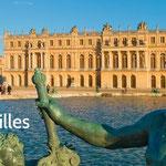 Chateau de Versailles, à 1h10,