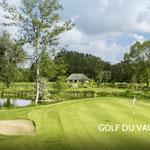 Plusieurs golfs dont celui du Vaudreuil, Léry-Poses, Champ de Bataille