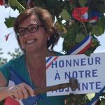 4ème Adjoint : Nathalie CABANNES