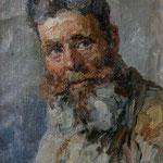 """""""Партизан"""" 1962 г. Х.м. 40х30"""