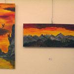 Wieder in der Galleria La Pigna