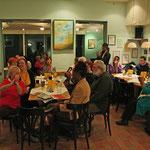 Jubiläumsaustellung im Stadtteil-Cafe