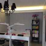 Manicure  hybrydowy w Capri
