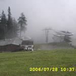 Ladurns im Nebel / Laduns nella nebbia