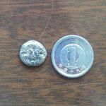 1円との比較