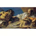 ヴェネツィアに富を捧げるネプトゥヌス(ネプチューン)