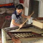 Handgeschept papier Vietnam
