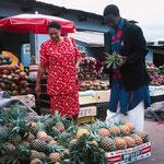 Markt in Swaziland