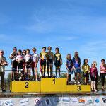 Podium Equipe Jeunes