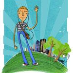 Auto-ilustración