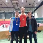 Deutsche Gehörlosen Hallen Meisterschaften in Potsdam