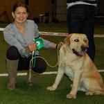LV JCAC, 3rd Best Dog.