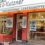 Bildererie aus den 80ern, Herrenkleidung & Lebensmittel konnte man damals hier kaufen, Kiepert & Kutzner, Schönhauser 65/66