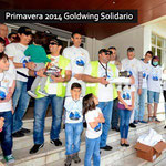 Primavera 2014 Goldwing Solidario