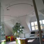 Praxis Klaassen | Steinfurt | Glasdekor