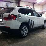 Privatwagen | Folierung eines BMWs