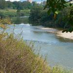 Fluss-Erlebnis