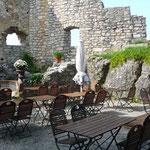 Burg-Restaurant-Erlebnis