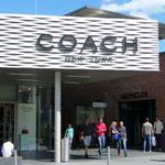 COACH-Shopping - Erlebnis