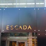 ESCADA-Shopping - Erlebnis