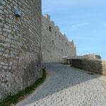 Burgmauern-Erlebnis