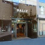 BALLY-Shopping - Erlebnis