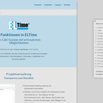 Software Funktionen & Überblick Navigation