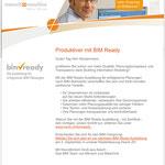Serienmail an Interessenten und Kunden