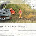 Eine Kundenstimme zum JBM Holzhäcksler