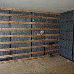 床下地合板張り(遮音効果+床補強)