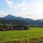 auf dem Weg nach Radstadt