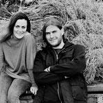 Angélique Callies und Eike Twesten