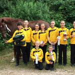 Sieger im Junior-Cup der L-Gruppen 2016 (LM Herxheim Juli 2016)