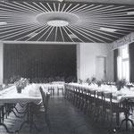 """Neuer"" Traubensaal, 1958. Archiv E. Grünenfelder"