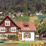 Heute: Neudorfstr. 9, Aufnahme 1999, Ernst Nüesch